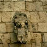 Temple of the Warriors. Chichen Itza