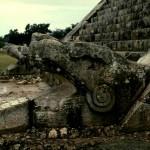 El Castillo. Temple of Kukulkan.  Chichen Itza