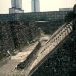 Tlatelolco. Tenochtitlan. Mexico