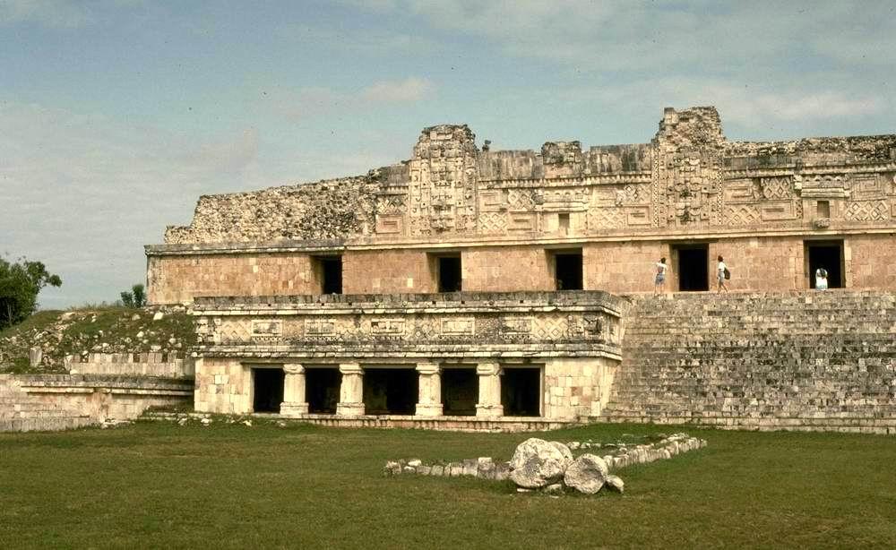 Maya And Aztec Mayan Architecture