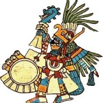 The supreme god of the Aztecs was called Huitzilopochtli