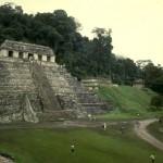 View of Templo de las Inscripciones (Temple of Inscriptions). Palenque