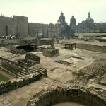 Tenochtitlan. Mexico