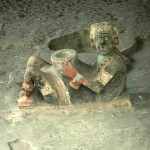 Chac Mool. Tenochtitlan. Mexico