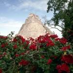 The Magician's Pyramid. Uxmal.